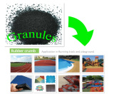Application Example(Rubber Crumb&Granules)