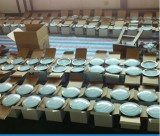 Mass production for PAR56 LED lamp