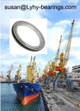 Slewing Ring Bearings with 4400mm Diameter Used for Port Cranes, Harbor Crane, Marine Crane