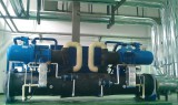 Flooded Type Water Cooled Screw Water Chiller