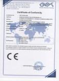 LED laser lamp CE certificate