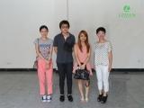 Lejian Client Visit - Thailand Client