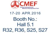 CMEF Spring 2016