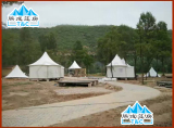 Pagoda tent camping tent in Shanxi