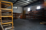 Cold Rolled Steel Material Stock Room