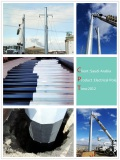 Electric pole to UAE