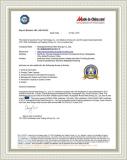 TUV Ceriticate (TUV-aduited Supplier)