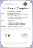 CE Certification of Gas Alarm