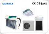 DC solar air conditioner