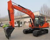 BD150-8 crawler small and medium-sized excavator Baoding excavator manufacturers improved listing