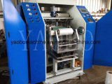 High Speed Automatic Food Wrap Film Rewinding Machine