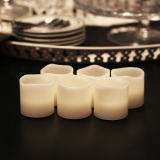 Flameless LED Wax Candle Electronic Candle for Decoration