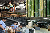 bamboo box factory workshop