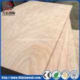 Okoume veneer laminated poplar pine commercial plywood for furniture construction