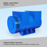 Motor Generators (Rotary Frequency Converters) with Integrated Mounting