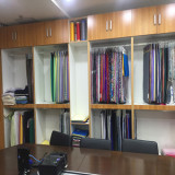 Samples room of Beijing office