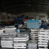 Aluminum honeycomb panel production line