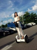 Wind-Rover V5 Classic white chinese segway manufacture