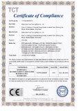 Led Light CE Certificate