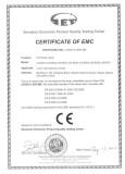 LED Bulb CE EMC