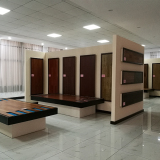 Solid and Engineered Wood Flooring Show Room