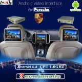 Car Android Navigation System Video Interface box for Porsche