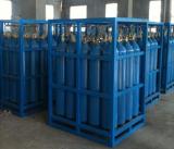 Gas Cylinder Racks in Workshop
