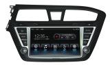Hualingan Andriod gps navigatior Hyundai I20 Dvd Player