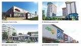 Case about zhengzhou Toyata 4s shop. BAOLILAI international hotel.Dongguan DaLang hospital.Supermark