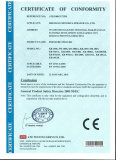 CE certification of 1L2LPressure sprayer