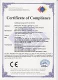 CE-EMC of LED High Bay Light
