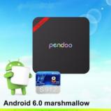 Pendoo X9 PRO Amlogic S912 Octa Core Android 6.0 Smart TV Box Kodi 17.0