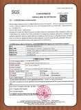 Certified supplier