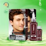 30 Ml Character Color Cream for Coloring Man Hair
