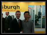 """""""Grasps the Opportunity and Seeks the International Cooperation""""-----Tianqi group Chairman attends t"""