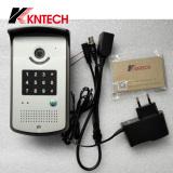 KNZD-42VR kntech video door phone access control