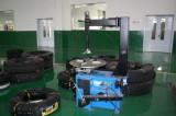 Tire testing laboratory