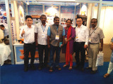 India Customer Visiting Bangalore Excon