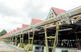 Mauritius steel structure project