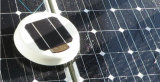 Scrobby the autonomous solar panel-scrubbing robot(Sept. 16, 2014)