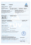 HHC66A TUV Certification-2