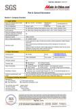 SGS Certification 3