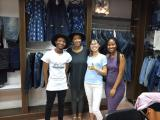 South Africa customers visits