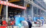 oil tanker company welding contest