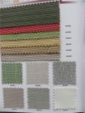fabric cushion color