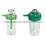Chromed-Brass Plastic Oxygen Humidifier BottlesDetailed Specs: -Capacity: 200ml; -Model: JH-6HM2G; -