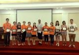 2016 Summer Staff Training( 2016, May )