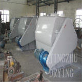 Horizontal WZ Series Zero Gravity Biaxial Mixing Machine