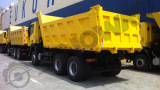 Tipper truck with Cummisn engine to South America