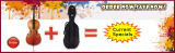 Advanced cello CH30Y+Hard body cello case BGC1600